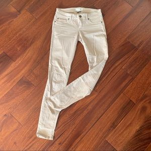 Garage khaki pants